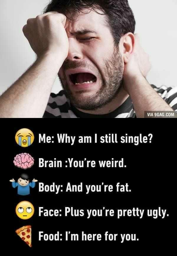 Are you happy being single?