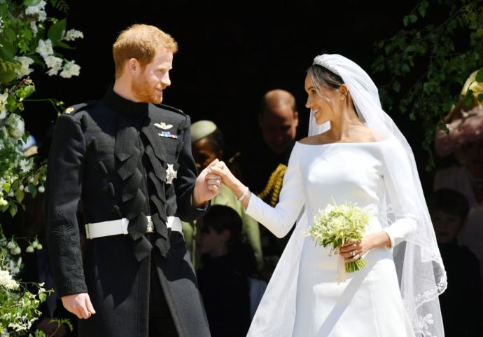 Anybody else tired of hearing about the #RoyalWedding?