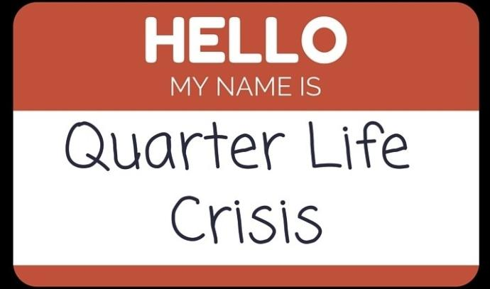 Have you dumped/or being dumped by someone with quarter life crisis?