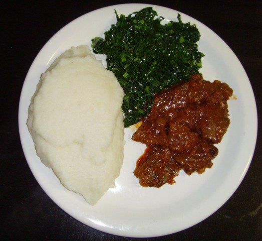 Pick a African dish?