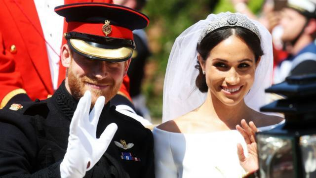 Do you think the royal wedding between Harry and Megan is a conspiracy?