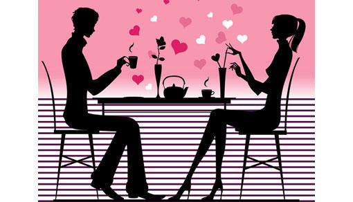 Describe your perfect date. And did it ever come true?