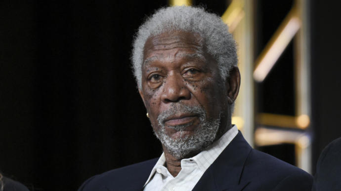 Morgan Freeman, accused of inappropriate behavior by 8 women, another shock or expected?