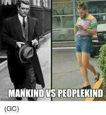 Poeplekind or Mankind and why?