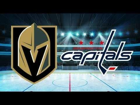 Capitals vs Golden Knights. Who Wins?