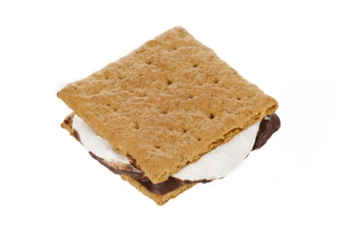 Is it possible to make s'mores on a propane barbeque?