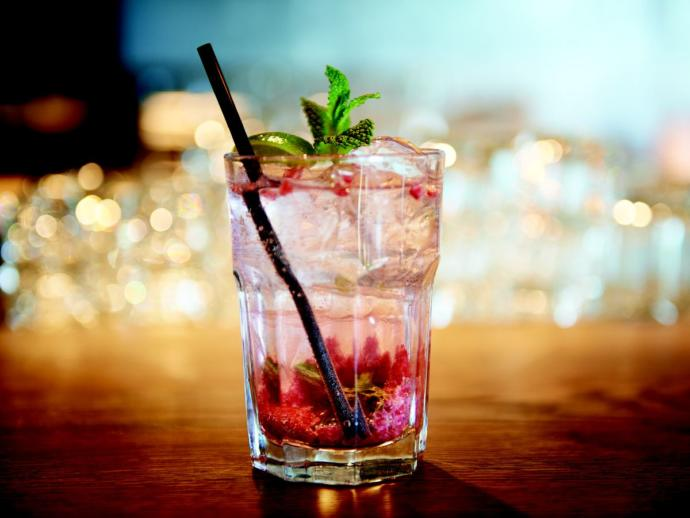 What's your favorite cocktail or mixed drink?