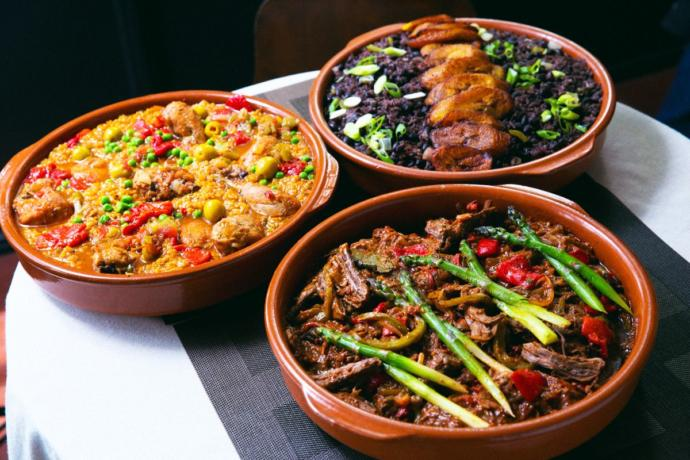 Which Latin American foods do you prefer more or find the most delicious?