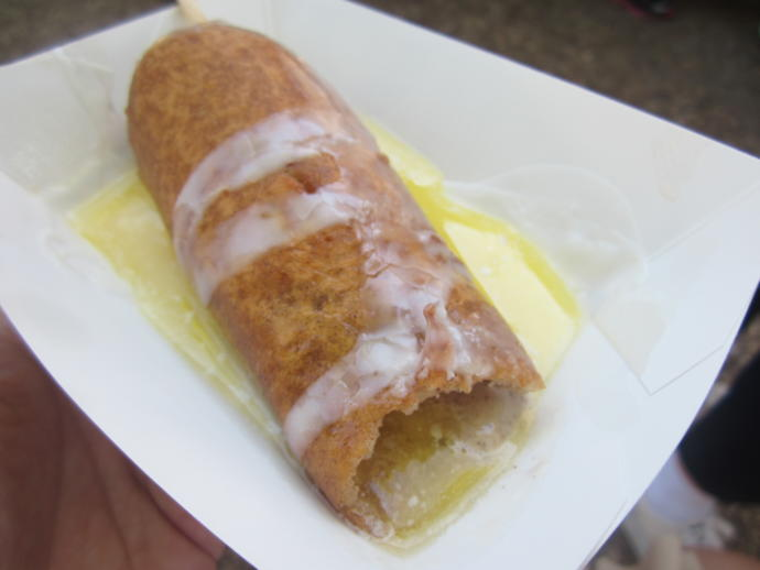 Would you eat deep-fried butter?
