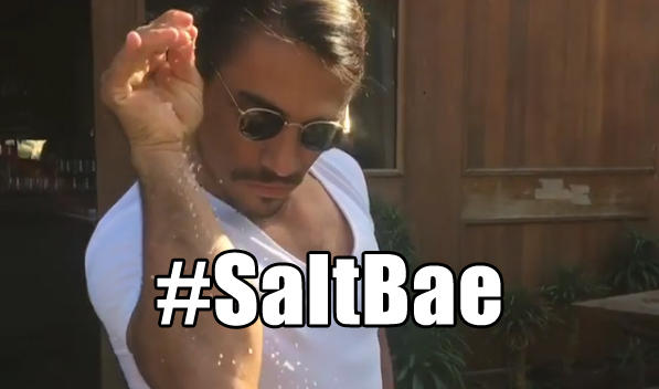 What do you like to taste salty?