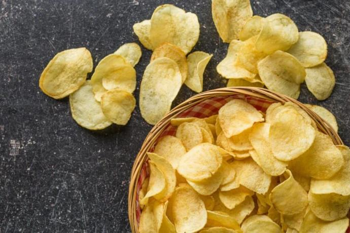 Potato vs corn chips: Which do you prefer?