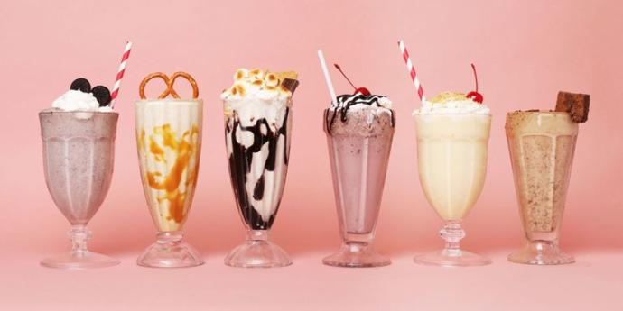 What's the best milkshake you can remember having?