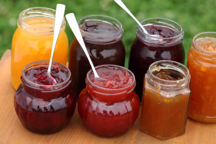 What's your favorite flavored Jam & preserves?