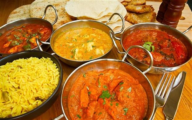 Do you like Indian curry's?