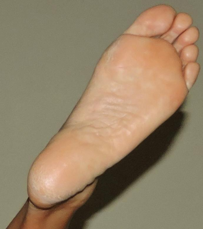 If you've ever paid attention to yourself putting on your socks, which foot do you put a sock on first?