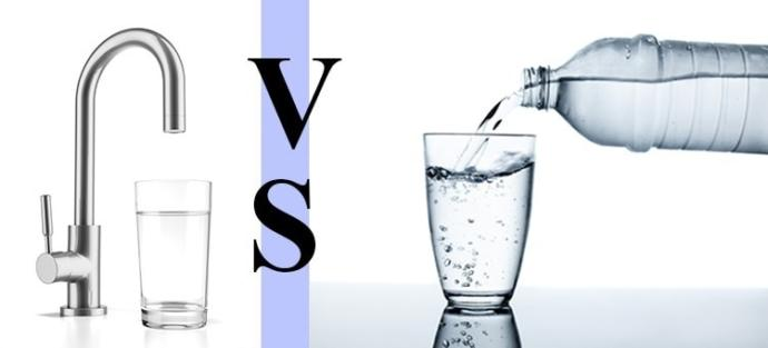 Do you drink tap water or bottled water?
