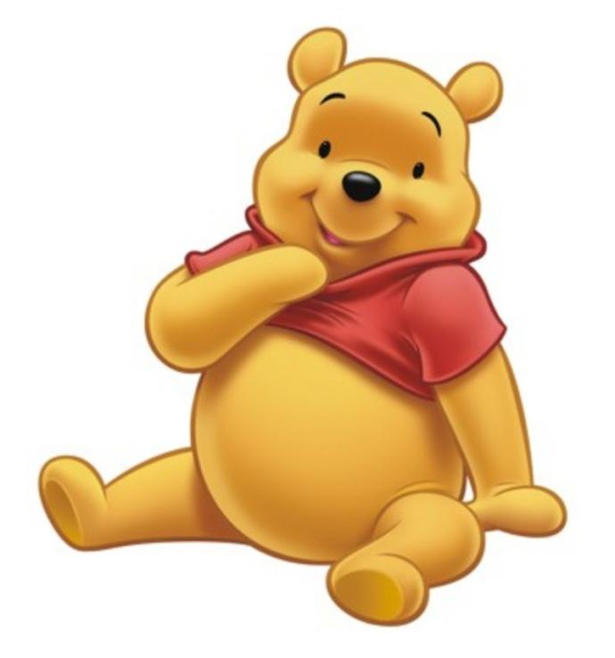 How old were you when you found out Winnie the Pooh is a girl?