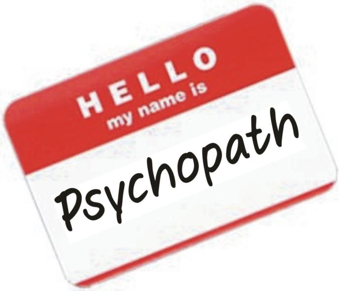 Have you ever dated someone who were a complete psychopath?