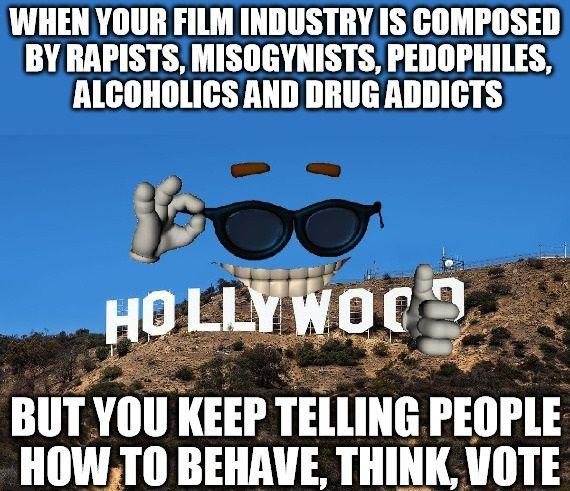 Has #METOO run out of steam due to the past and present conduct of its Hollywood supporters?