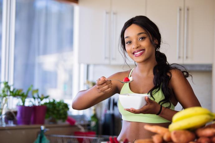 What's your favourite healthy recipe/food?