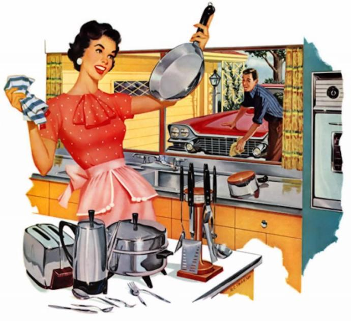 Would dating be easier if we brought back traditional gender roles?