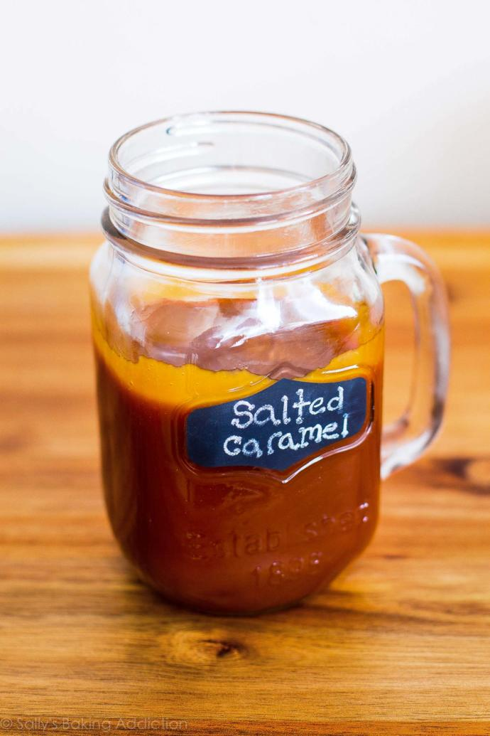 Caramel vs salted Caramel: Which do you prefer?