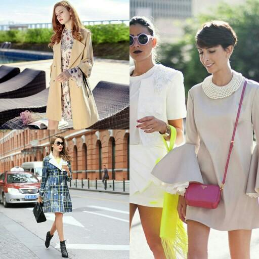 Which dressing style do u prefer the most on yourself :street fashion or high fashion??