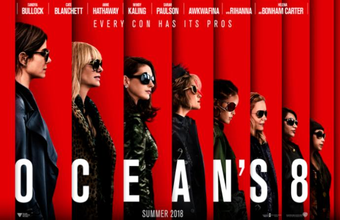 Did Oceans 8 bomb or did it do well?