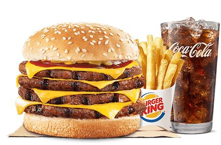 Do you like Burger King?