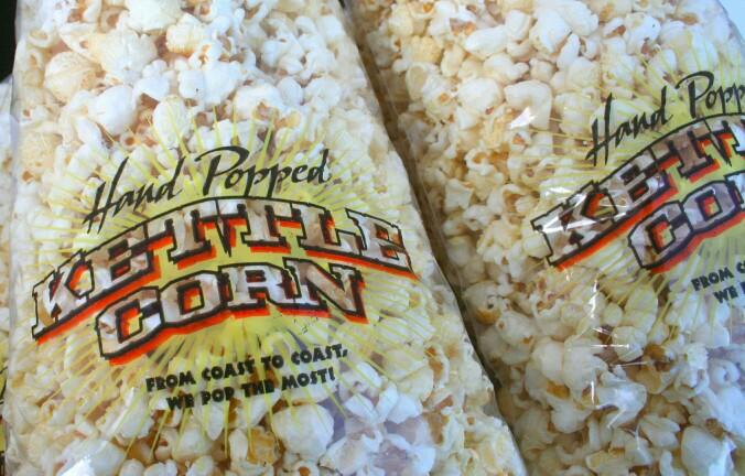 Do you like kettle corn?