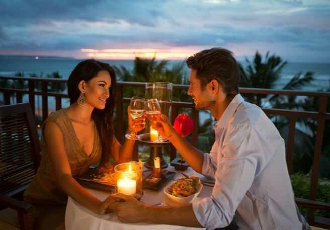 What's your idea of a perfect date??
