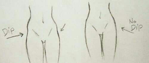 Guys, do you care if a girl has hip dips?