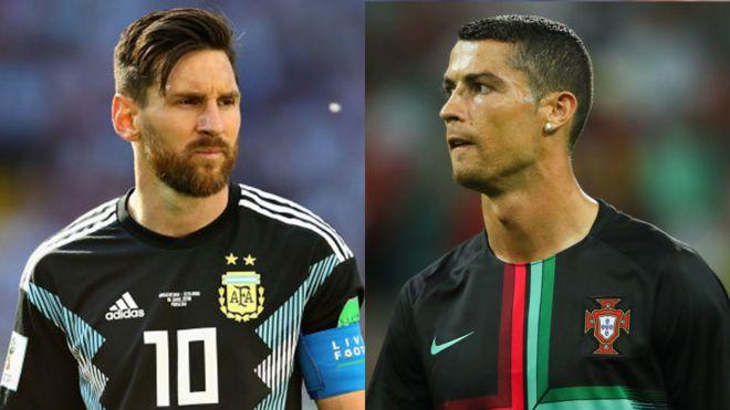 MESSI Vs RONALDO !! Who do you think is the best football player in the world? And why?