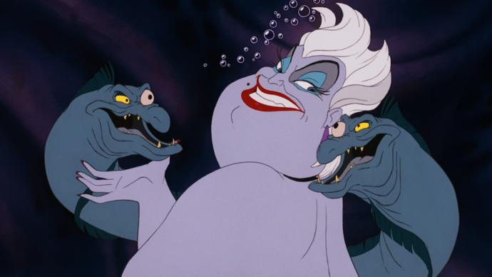 Would you believe Ursula when she says