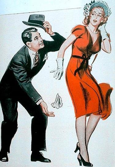 Is chivalry dead?