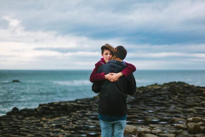 How do I break up with my girlfriend?