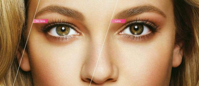Would you ever wear contacts to change your eye color?