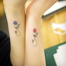 What do you think of mother- daughter tatoos? Are they sweet or nah? Do you like these ones?