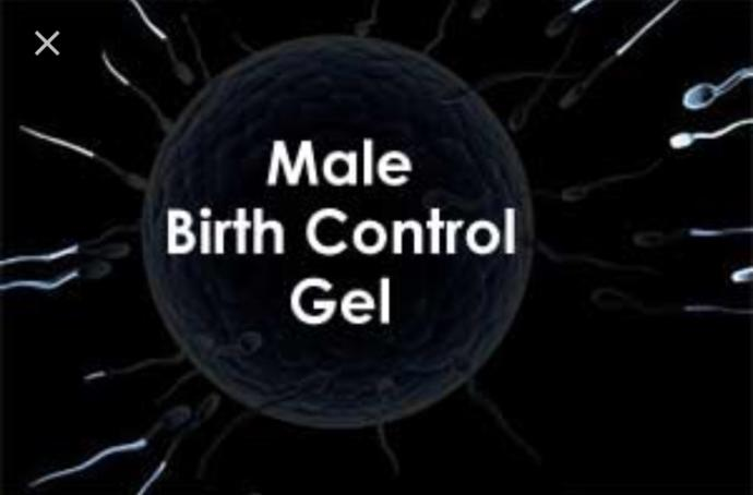 Male birth control gel?
