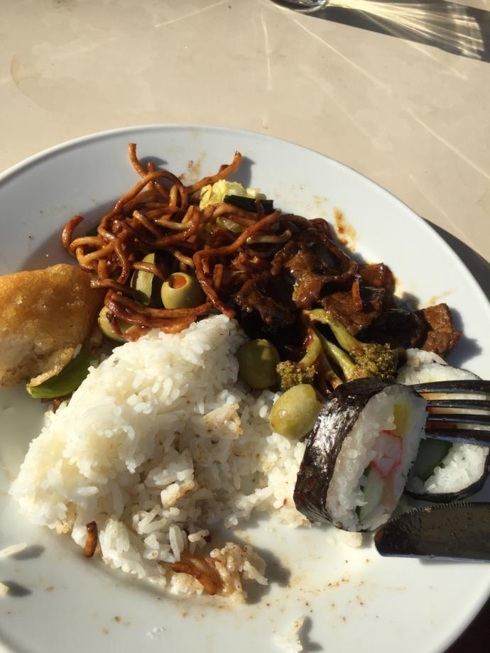 I've cooked Asian food - would you eat it?