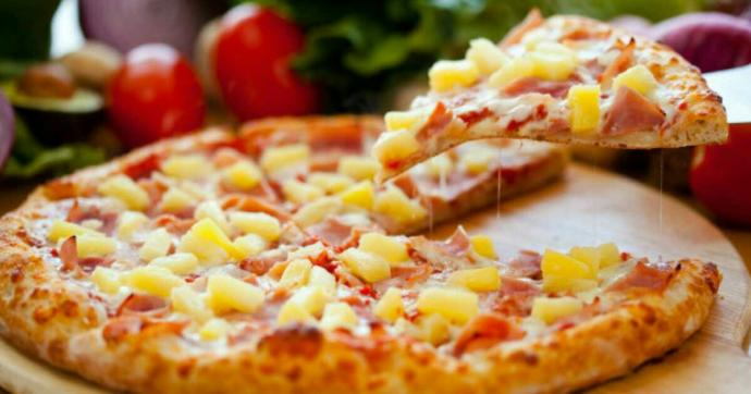 Do you like pineapple on your pizza?