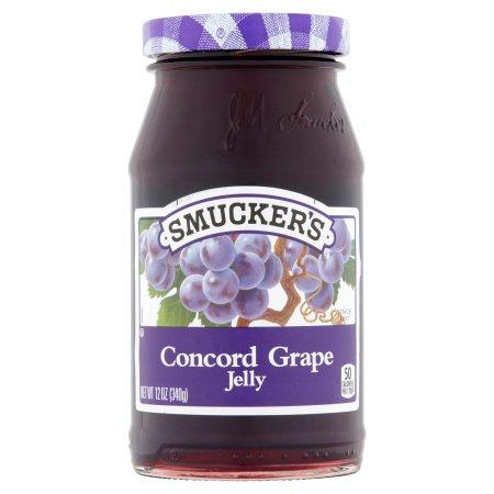 Grape jelly or Strawberry jelly?