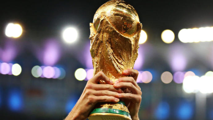Who is in Russia to watch the World Cup?