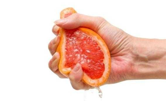 What the deal with grapefruit?
