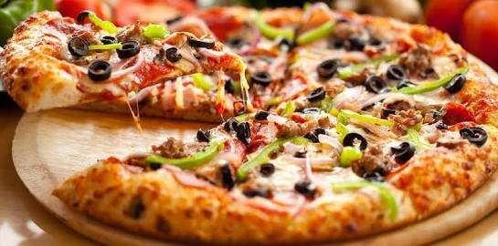 Pizza or hamburger ??