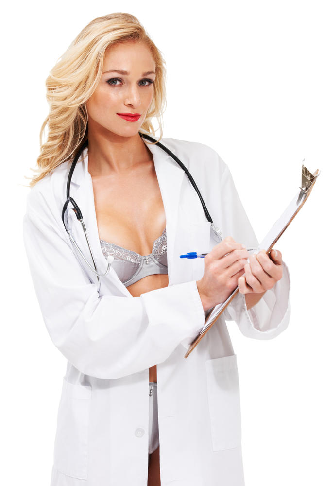 the DR will see you now Sir