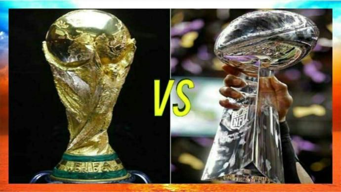 Americans, do you get more exited about the super bowl or the world cup?
