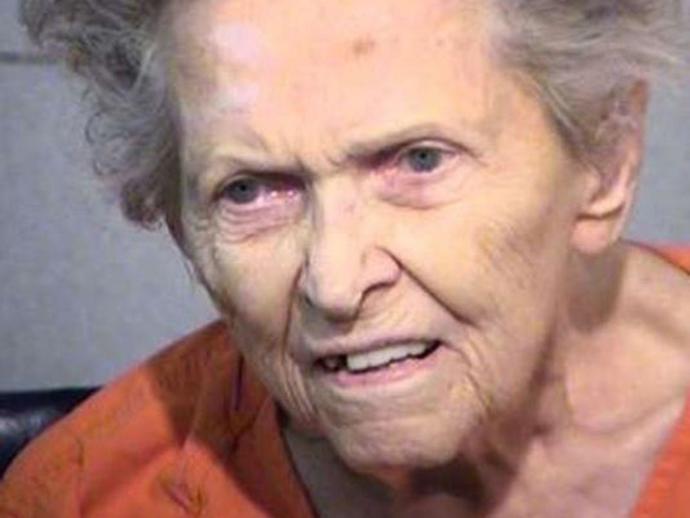 Anna Mae Blessing, 92