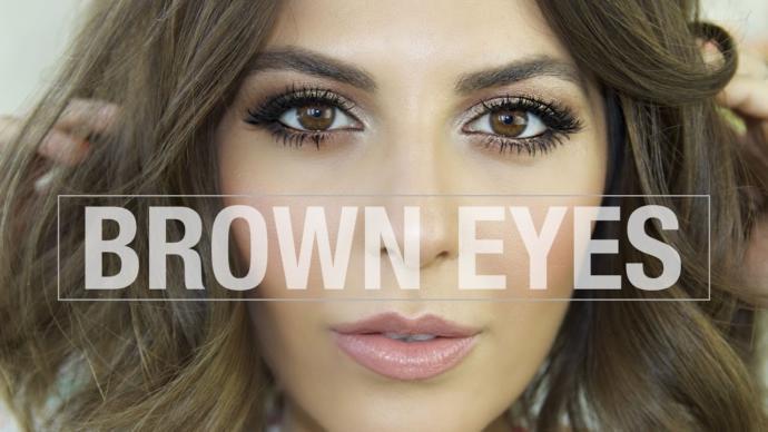 What blue/green eyed men think of brown eyes?
