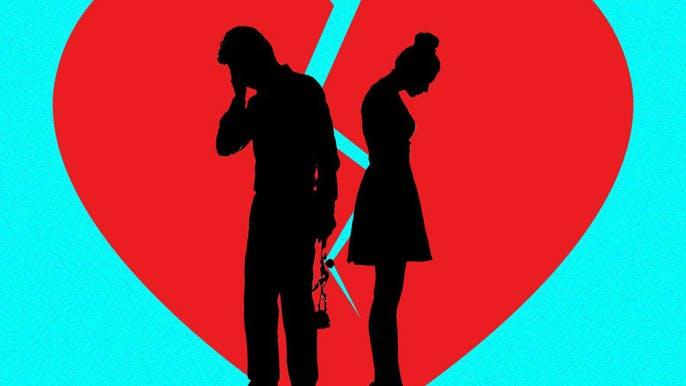 Who does a relationship break up or divorce affect more, the man or woman? And why?